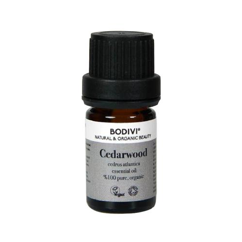 Bodivi - Bodivi Organik Saf Sedir Ağacı Yağı 5 ml