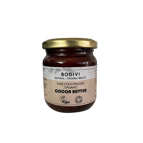 Bodivi - Bodivi Saf Soğuk Pres Organik Kakao Yağı 150 g