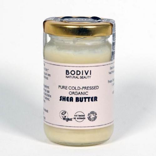 Bodivi - Bodivi Saf Soğuk Pres Organik Shea Yağı 75 gr