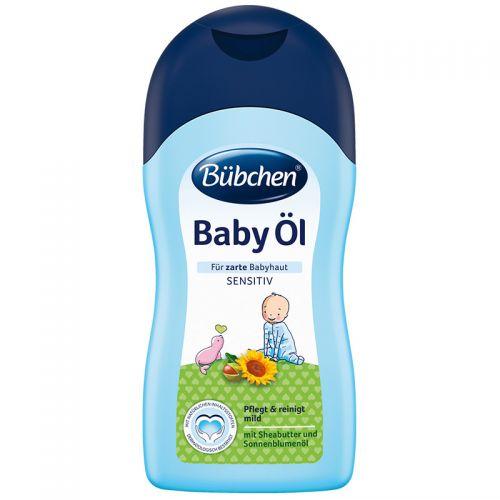 Bübchen - Bübchen Baby Oil Sensitiv Bebek Bakım Yağı 400 ml