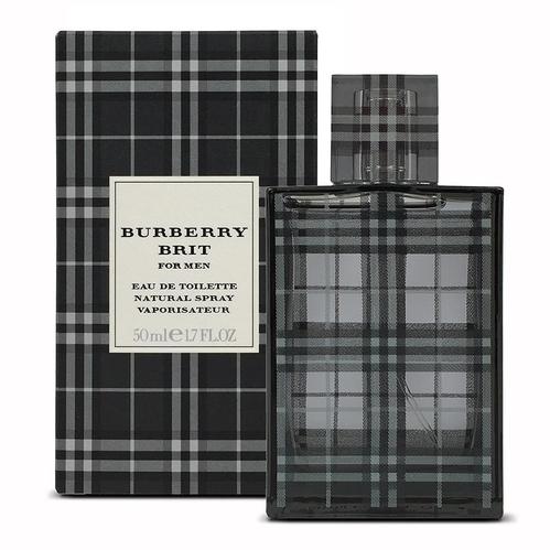 Burberry - Burberry Brit Men Edt Erkek Parfümü 50 ml