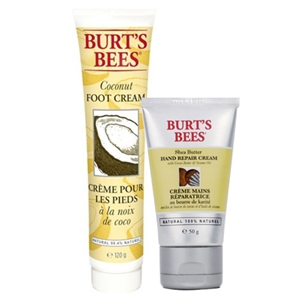 Burts Bees - Burt's Bees El ve Ayak Bakım SETİ