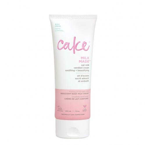 Cake - Cake Milk Made Pürüzsüzleştirici Vücut Kremi 200 ml
