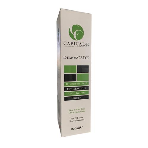 Capicade - Capicade Demoxcade Vücut Şampuanı 220 ml