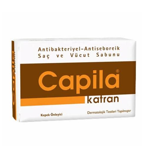 Capila - Capila Katran Sabunu 90 gr
