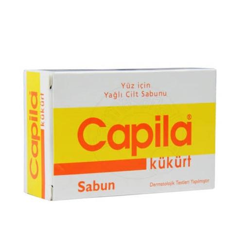 Capila - Capila Kükürt Sabunu 90 gr
