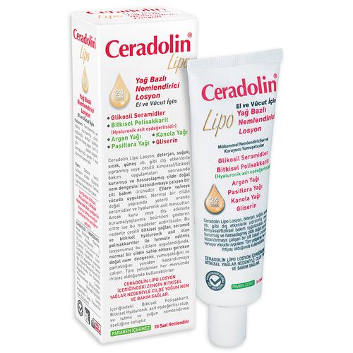 Dermadolin - Ceradolin Yağ Bazlı Nemlendirici Losyon 50ml