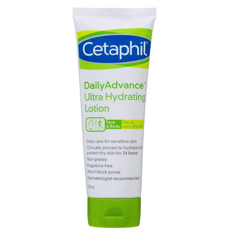Cetaphil - Cetaphil Daily Advance Ultra Nemlendirici Losyon 225 ml