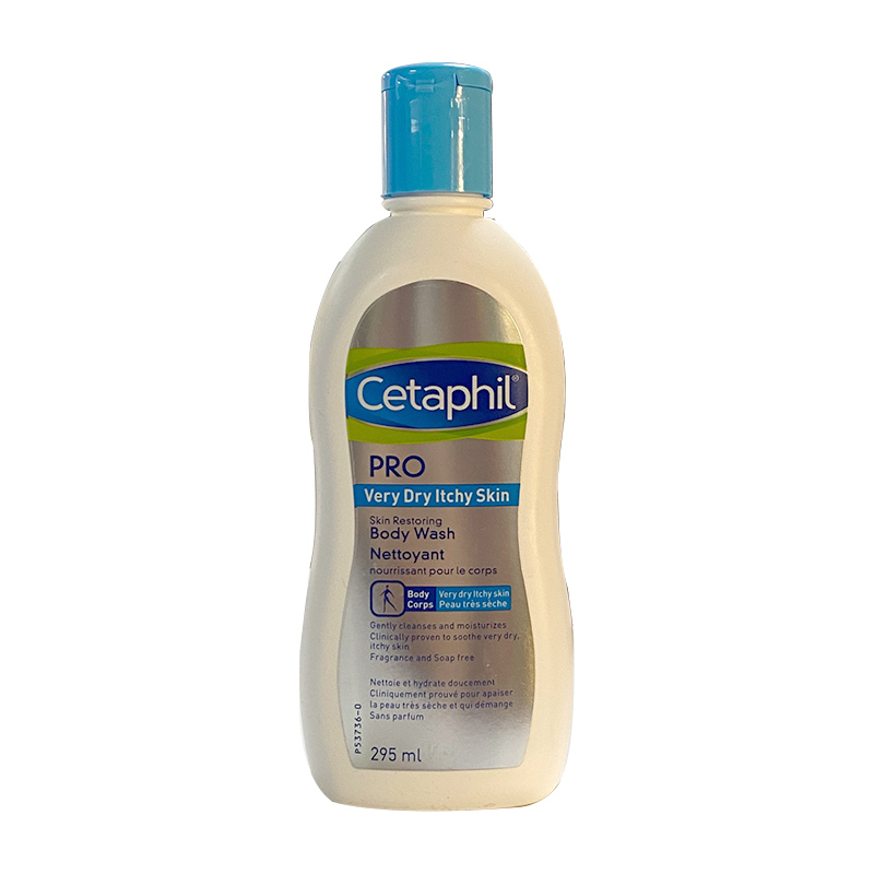 Cetaphil - Cetaphil Skin Restoring Body Wash 295ml