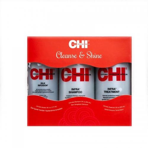 Chi - CHI Cleanse ve Shine Bakım Seti