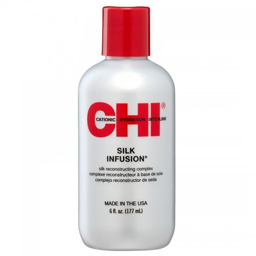 Chi - CHI Silk Infusion İpek İçerikli Serum 177 ml