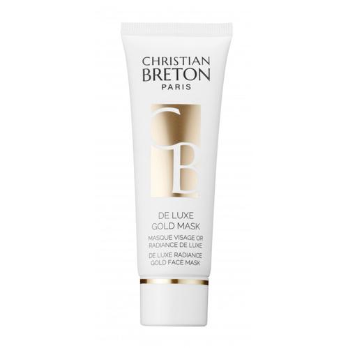 Christian Breton - Christian Breton Altın ve Havyar Özlü Aydınlatıcı Maske 50 ml