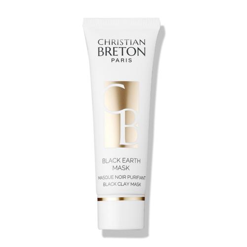 Christian Breton - Christian Breton Arındırıcı Siyah Kil Maskesi 50 ml