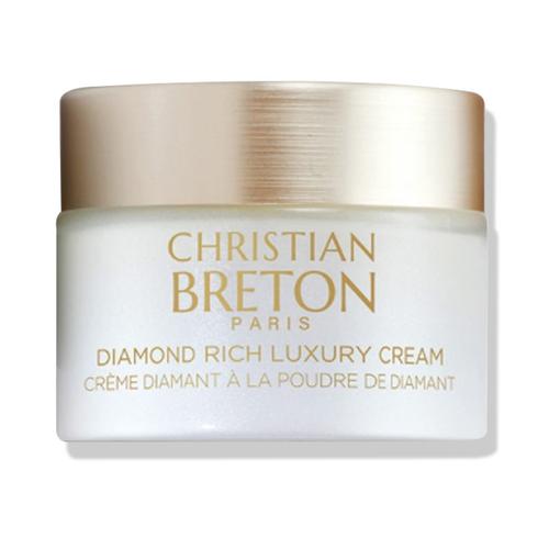 Christian Breton - Christian Breton Elmas ve Havyar Özlü Yüz Kremi 50 ml