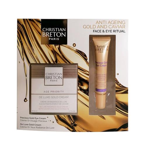 Christian Breton - Christian Breton Gold Anti Ageing Kofre
