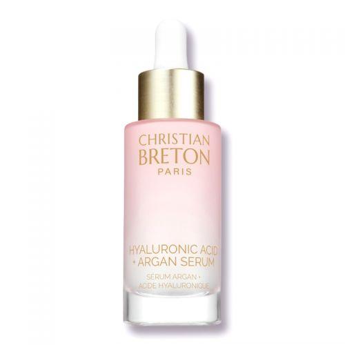 Christian Breton - Christian Breton Hyaluronik Asit + Argan Yüz Serumu 30 ml