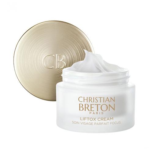 Christian Breton - Christian Breton Liftox Kırışıklık Karşıtı Yüz Kremi 50 ml
