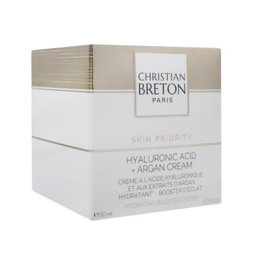 Christian Breton - Christian Breton Hyalüronik Asit + Argan Yüz Kremi 50 ml