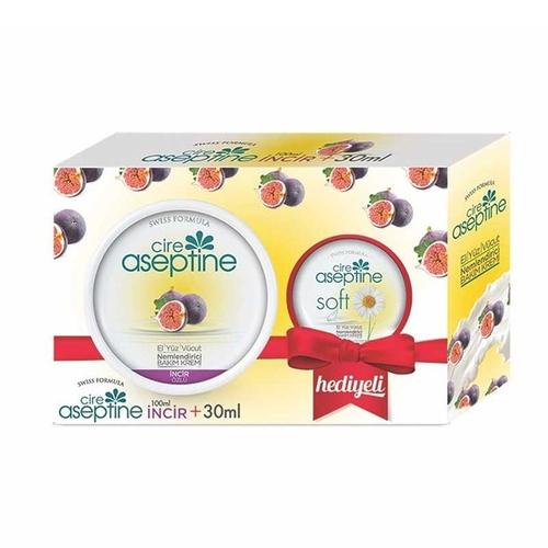 Cire Aseptine - Cire Aseptine İncir Özlü Krem 100 ml + 30 ml Hediye