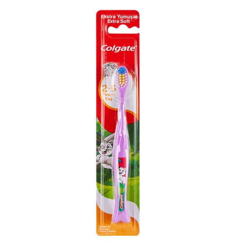 Colgate - Colgate 2-5 Yaş Ekstra Yumuşak Çocuk Diş Fırçası