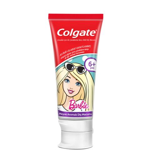 Colgate - Colgate Çocuklar İçin Diş Macunu 6+ Ay 75 ml