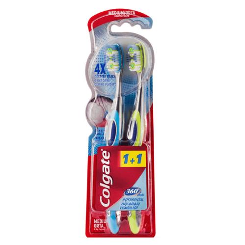 Colgate - Colgate Interdental 2li Diş Fırçası Orta