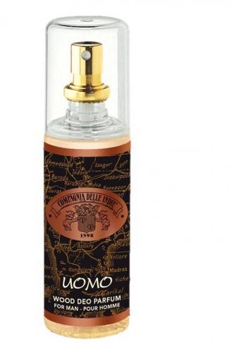 Compagnıa Delle Indıe Uomo Wood Kadın Deodorant 100 ml
