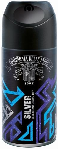 Compagnie Delle İndie - Compagnıe Delle Indıe 1598 Slver Kadın Deodorant 150 ml