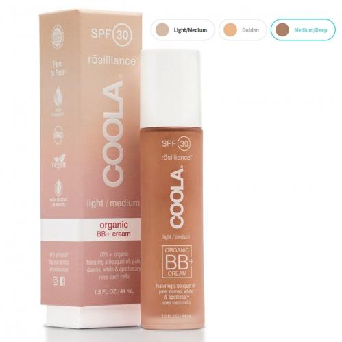 Coola - Coola Mineral Face SPF30 Rōsilliance Tinted Organic BB+ Cream 44ml