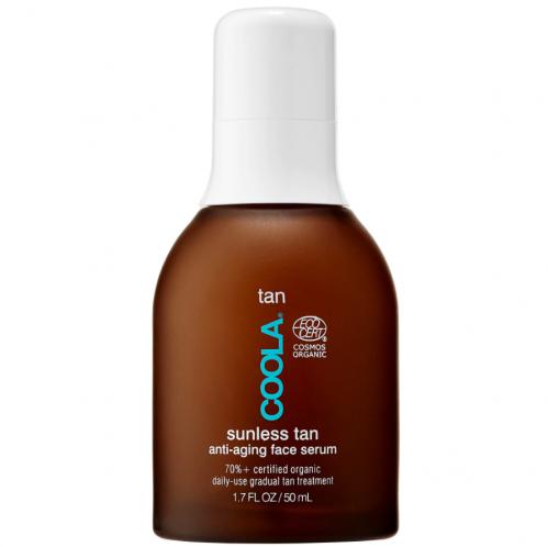Coola - Coola Organic Sunless Tan Anti-Aging Face Serum 50ml