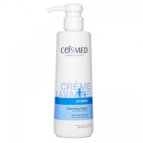 Cosmed - Cosmed Atopia Temizleyici Krem 200 ml