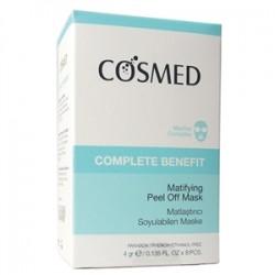 Cosmed - Cosmed Complete Matlaştırıcı Soyulabilen Maske 8 x 4 gr