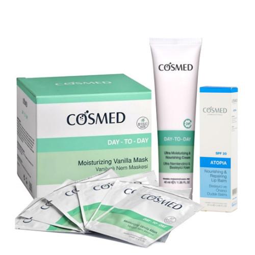 Cosmed - Cosmed Kuru Ciltler için Kış Paketi