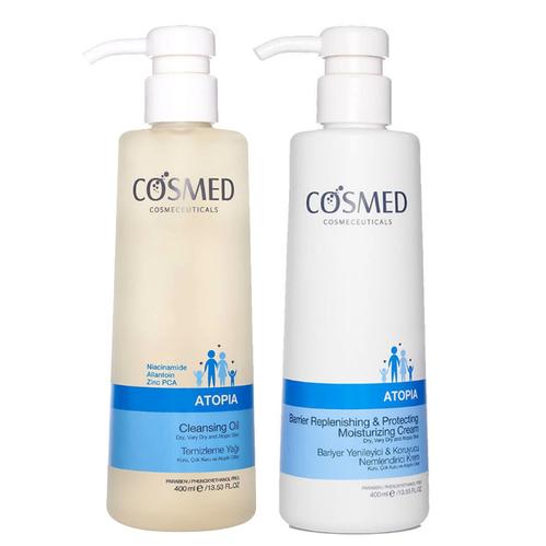 Cosmed - Cosmed Kuru Ciltler İçin Vücut Bakım Seti2