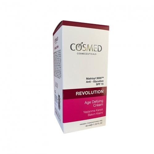 Cosmed - Cosmed Revolution Age Yaşlanma Karşıtı Bakım Kremi 40 ml
