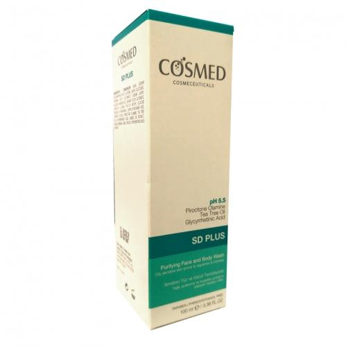 Cosmed - Cosmed SD Plus Arındırıcı Yüz ve Vücut Temizleyici 100 ml