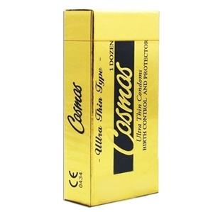 Cosmos - Cosmos Ultra Thin Condoms 12 Adet