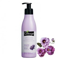 Cottage - Cottage Moisturizing Body Milk Violet 200ml
