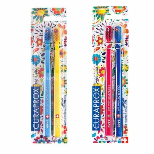 Curaprox - Curaprox Hawaii 5460 Ultra Soft Diş Fırçası 2 li