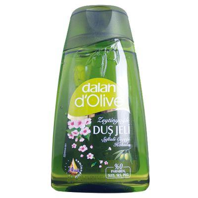 Dalan - Dalan dOlive Zeytinyağlı Duş Jeli Şeftali Çiçeği Kokulu 250ml