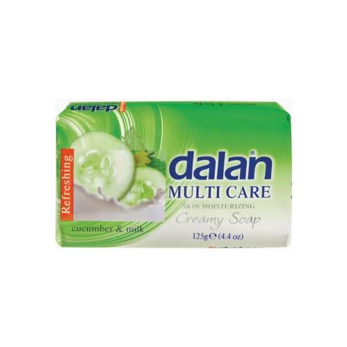 Dalan - Dalan Multi Care Cucumber & Milk 75gr