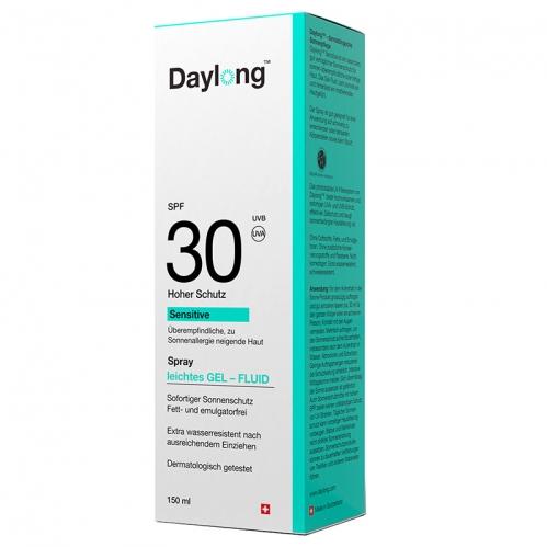 Daylong - Daylong Sensitive SPF30 Güneş Koruyucu Sprey 150ml