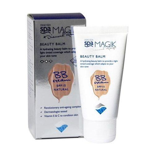 Dead Sea Spa Magik - Dead Sea Spa Magik BB Cream Spf15 15ml