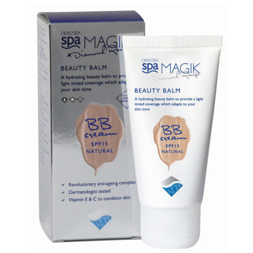 Dead Sea Spa Magik - Dead Sea Spa Magik BB Cream Spf15 50ml