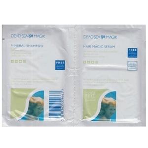 Dead Sea Spa Magik - Dead Sea Spa Magik Hair Magic Serum 25ml + Mineral Shampoo 25ml