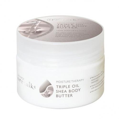 Dead Sea Spa Magik - Dead Sea Spa Magik Organiks Sleep Therapy Triple Oil Shea Body Butter 250ml