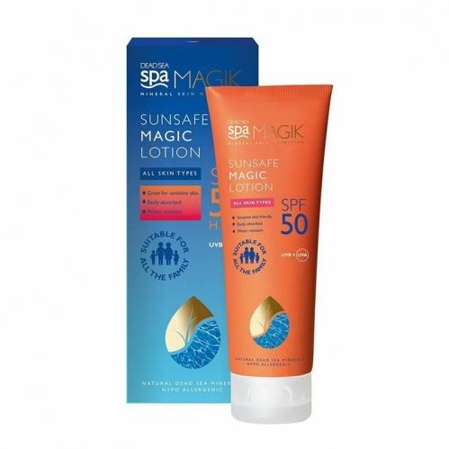 Dead Sea Spa Magik - Dead Sea Spa Magik Sunsafe Spf50 150ml