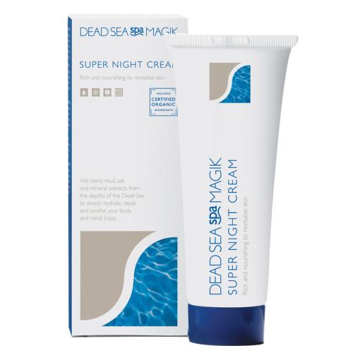 Dead Sea Spa Magik - Dead Sea Spa Magik Super Night Cream 75ml