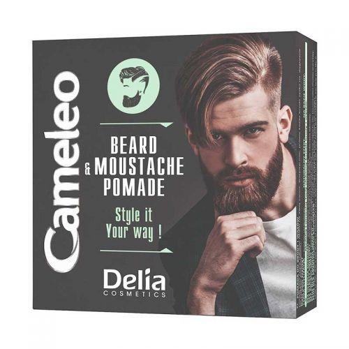 Delia Cosmetics - Delia Cameleo Beard & Moustache Pomade 50 ml