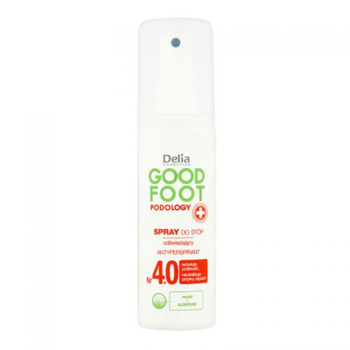 Delia Cosmetics - Delia Good Foot Podology Perspiration Regulator Foot Cream